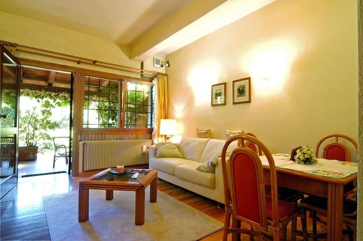 appartamento giardino piano terra - Malcanton - Apartment