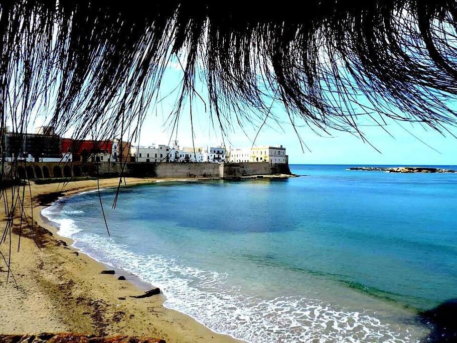 spiaggia la Purita'