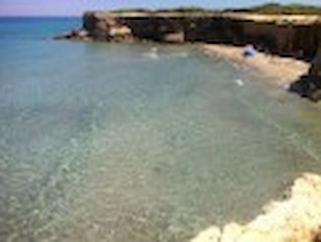mare Conca Specchiulla,Otranto - otranto - Haus