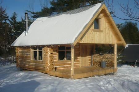 Log Cabin in the Woods - Cabin
