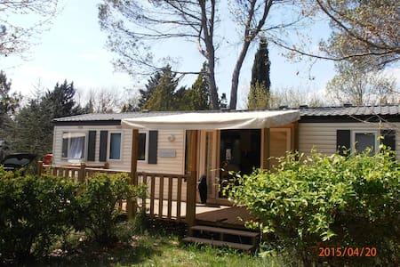 mobil-home résidentiel - Montauroux - 其它