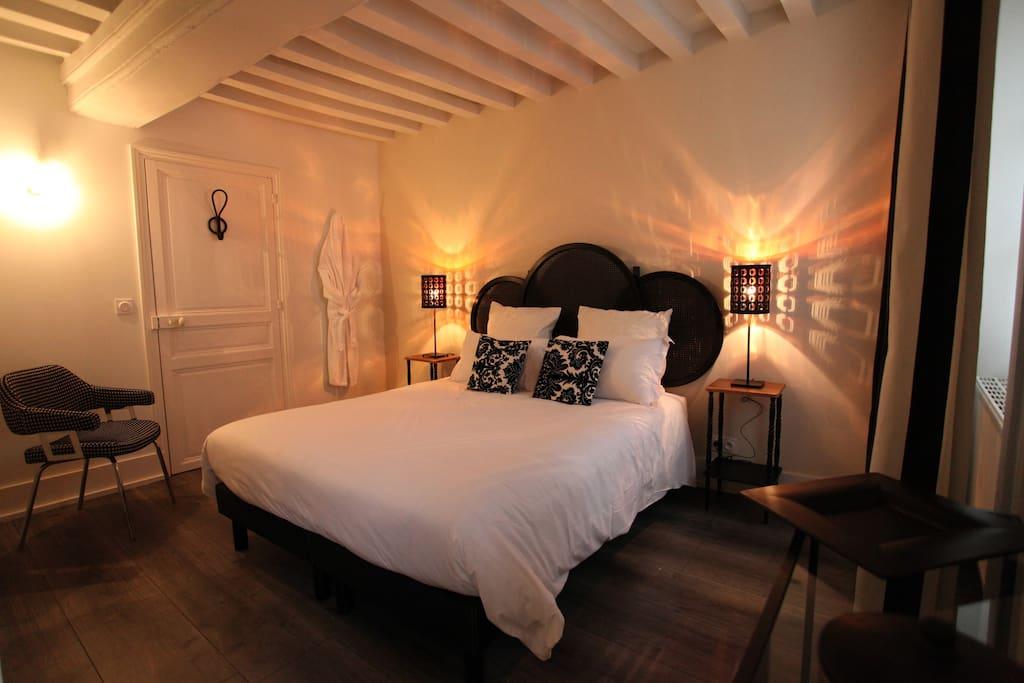 Chambre d 39 h tes de charme charolles maisons louer for Chambre d hote de charme bourgogne