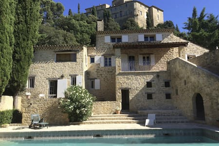 Villa with pool  Luberon (Provence) - Ansouis