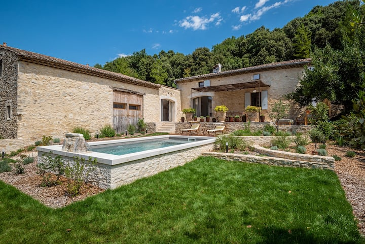 Charming Farmhouse in Provence