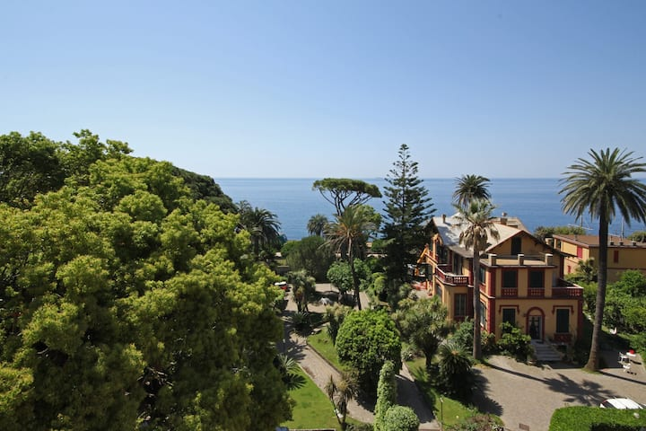 Flat at Residence Vittoria-Top Floor-Sea View-Pool