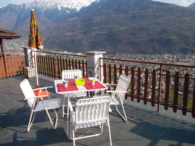 mansarda accogliente  - Santa Croce - Wohnung