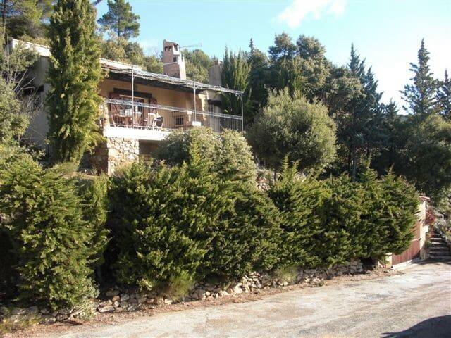 Mas Provençal typique du Haut Var - Tourtour - Casa