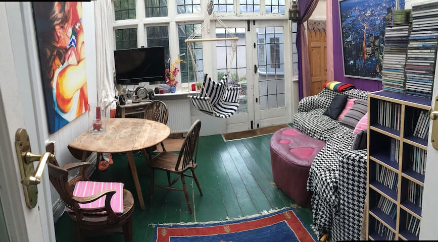 Friendly shared house in London - London - Hus