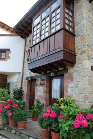 DUPLEX EN CASA MONTAÑESA - Santillana del Mar - Apartment