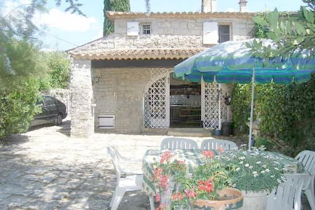 Maison de caractère Ardèche sud - Chandolas