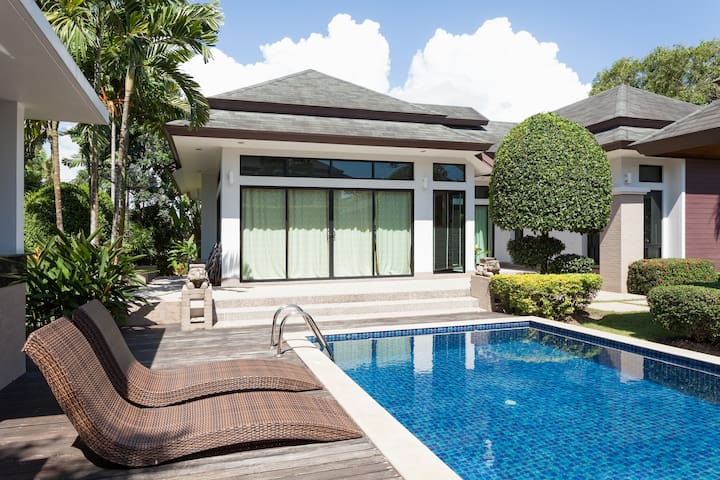 Luxury villa at superb price! - Phuket - Villa