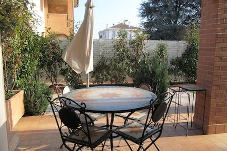 Beautiful apartment with Garden - Bernareggio - Lejlighed