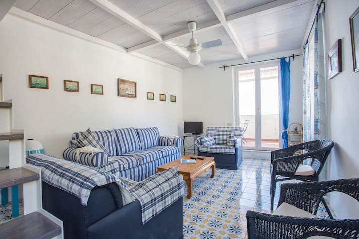 IL VELIERO, SUGGESTIVE APARTMENT IN AMALFI! - Amalfi - Apartment
