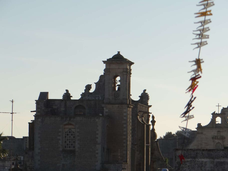 vista dall' Antico Camino