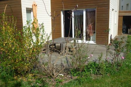 Maison bois à 10 min de nantes - Grandchamps-des-Fontaines