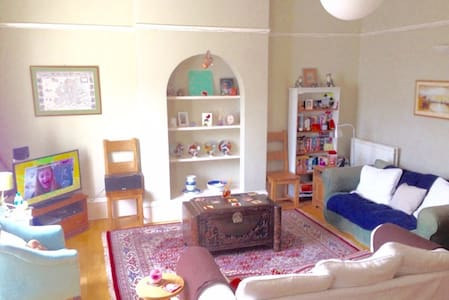 Large Nottingham 1 bed apartment - Nottingham - Apartment - 2