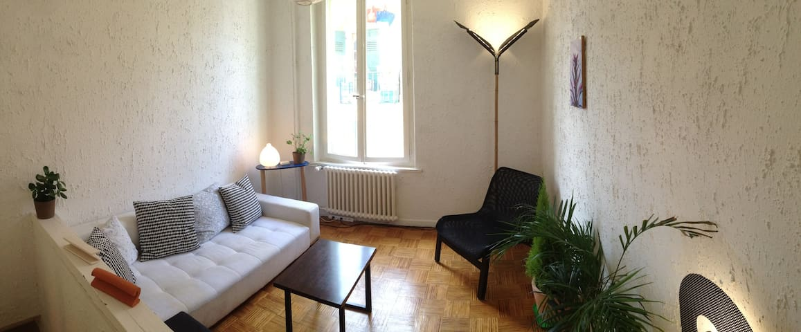 Appartement en duplex - Renens - Apartment