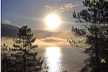 and stunning sun salutations