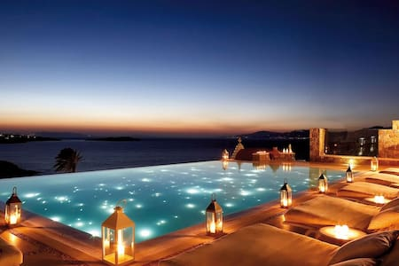 Romantic sunny home, Beach 5 min, Airport 15 min! - Vari - 独立屋