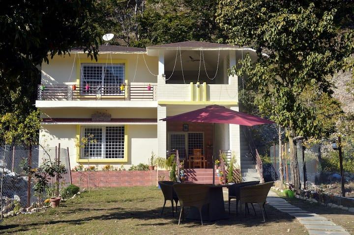 Corbett Dream Villa  Jim Corbett Marchula