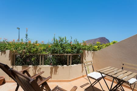 Apartament in front of th beach sea - Granadilla de Abona - Huoneisto
