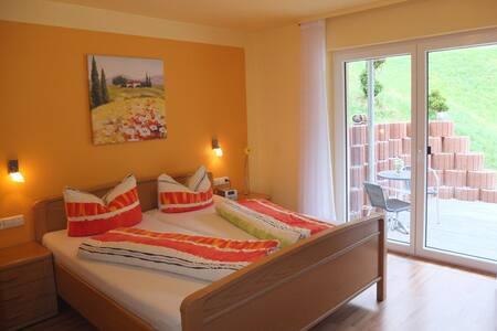 Paradies im Schwarzwald (Bad Peterstal-Griesbach), Doppelzimmer mit WC und Dusche