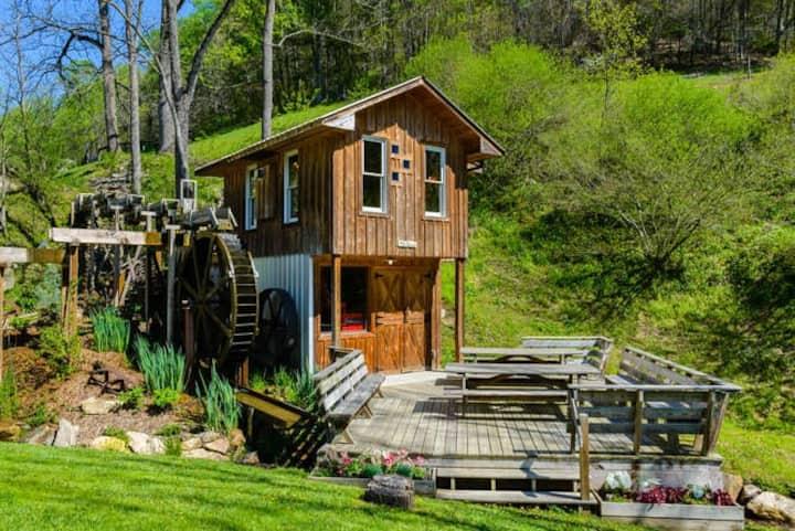The Millhouse at East Fork Farm