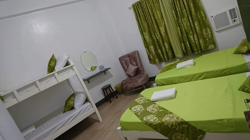 Acquapert Residences (Family Bed Room)