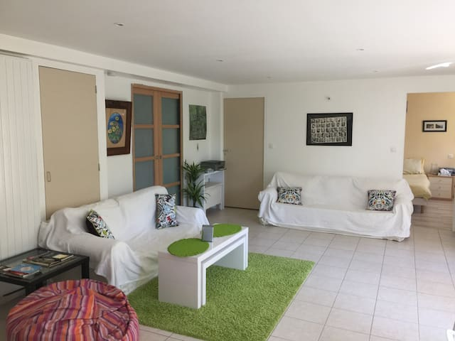 Studio apartment - Pleasant, quiet and spacious - Tournefeuille - Rumah