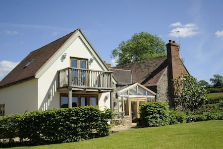 Stunning ensuite room with fabulous country views - Shropshire - Bed & Breakfast