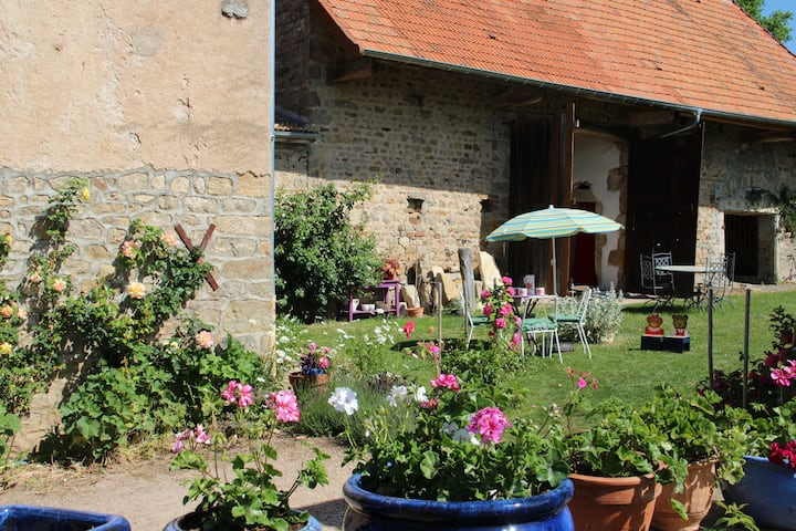 Paradise in Southern Burgundy