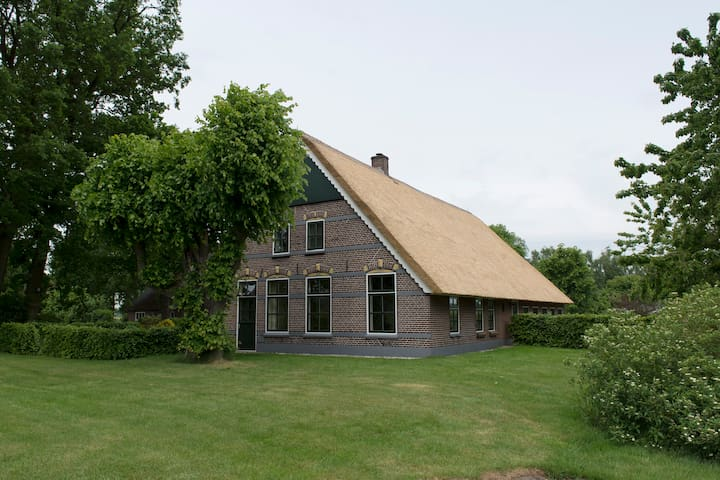 "Bed & Breakfast ""De oude Linde"" - Radewijk - Bed & Breakfast"