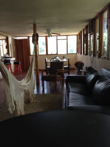 CABAÑA EN FINCA - Santiago de Puriscal - Houten huisje