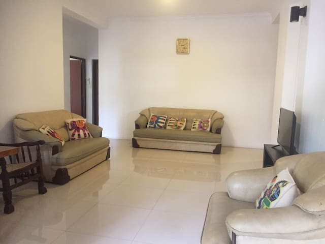 Convenient accommodation in the center of Colombo
