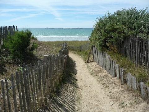 villa de la plage