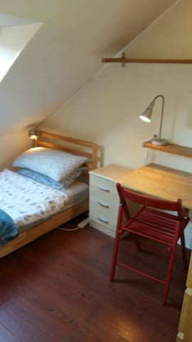 Small but cosy room in a great location