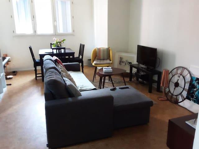 Appartement spacieux situé dans le vieux Lille