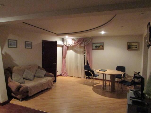 Уютная, просторная квартира для Вас - Rostov-on-Don - Wohnung