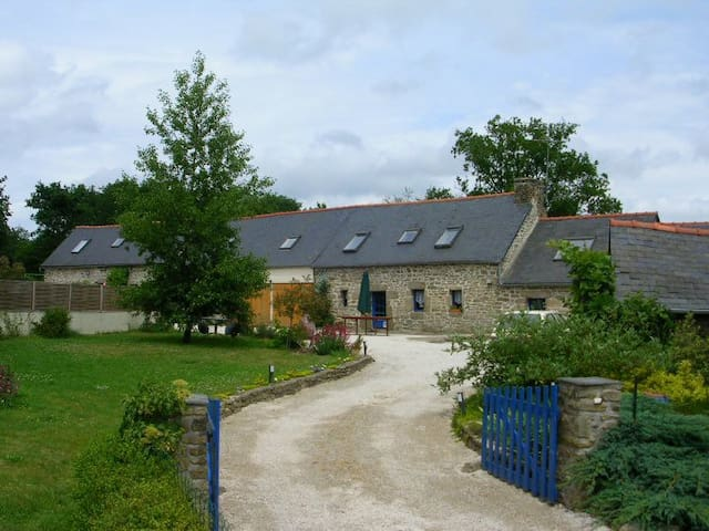 Beautiful cottage - Saint-Nicolas-du-Pélem - Dům