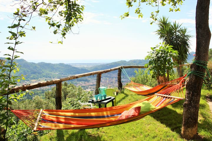 Renewed house with awesome view!