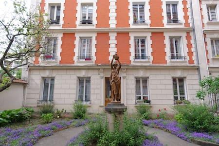 3 pièces calme proche métro et bois - Vincennes