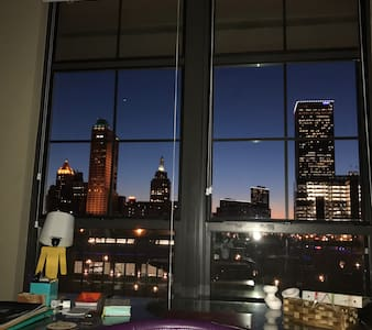 Downtown TUL view 1/bed 1/bath - Tulsa