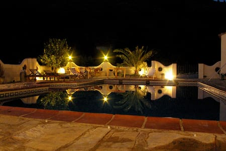 Charming house with lovely pool and great views - Almuñécar - Villa