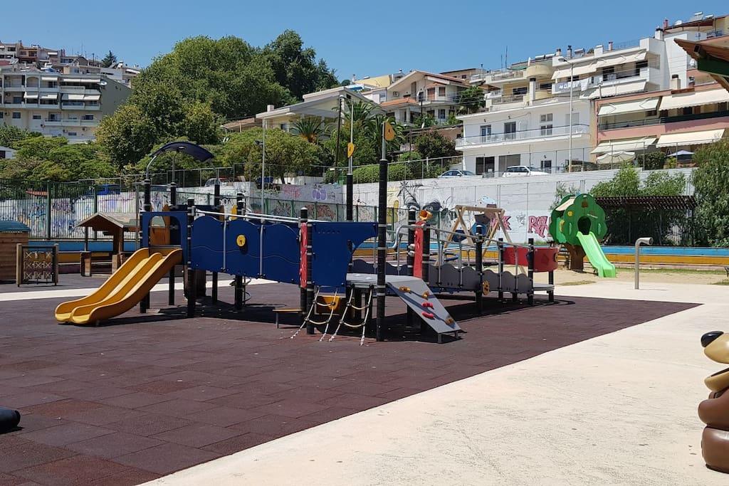 Free park for children