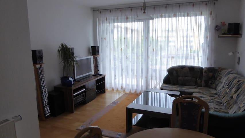 Maisonettenwohnung in guter Lage - Erlangen - Apartment