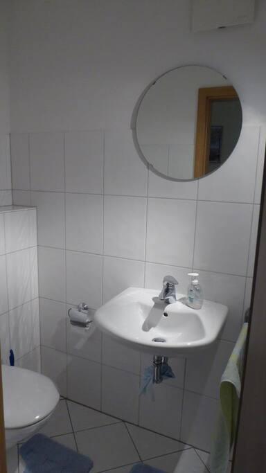 Gäste WC unten