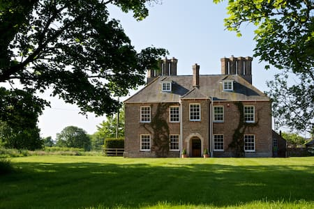 Beautiful Luxury Dorset Farmhouse in huge grounds - Tincleton