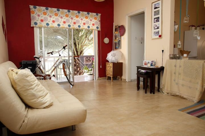Cosy flat in the heart of Larnaca - Larnaca - Apartment