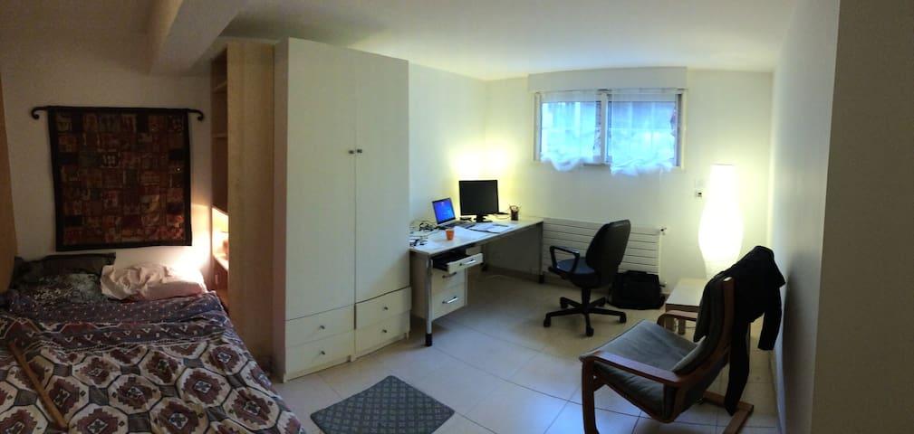 Joli studio cosy près de Paris