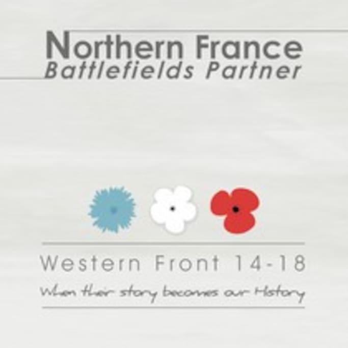 Northfern France Battlefield Partner